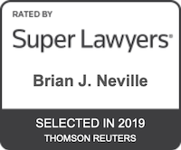 Brian J. Neville - Super Lawyers 2019